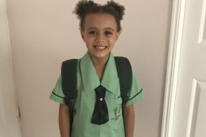 """Without early intervention, Ariana's transition to school would have been far more challenging"