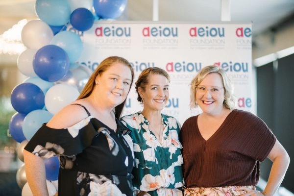 MUMS GIVING BACK RECRUIT WELL-KNOWN QUEENSLANDERS TO RAISE AWARENESS & FUNDS FOR AEIOU